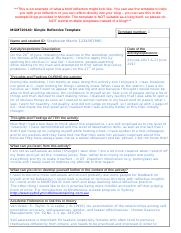 blog MGMT20140 Simple Reflective Template_example (1).doc
