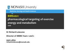 Pharmacological targeting of exercise energy and metabolism 2016 (BMS2021).pdf