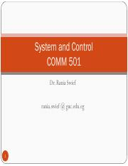 System and Control_1