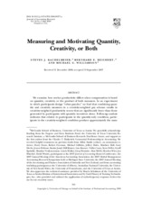 Accounting research journal
