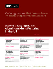 33131 Aluminum Manufacturing in the US Industry Report