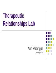 NUR_3524_Therapetutic_Relationships_Lab_1