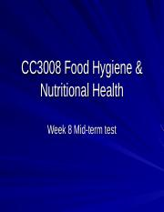 Cc3008_Mid-term_test