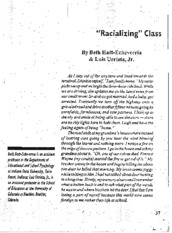 Racializing Class.read pp. 42-49