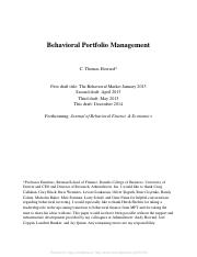 Behavioral Portfolio Management.pdf