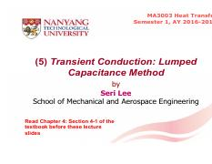(5) Transient Conduction - Lumped Capacitance Method(1).pdf