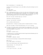 FINA 520 Chapter Answers 15