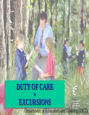 Duty of care 09.ppt