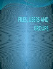 lesson 2 new  - 0S0S_Users_Groups_Files