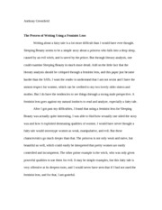 legalization of weed  persuasive essay   anthony greenfield   pages fairy tale essay  the writing process and reflection