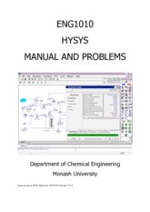 HYSYS Manual