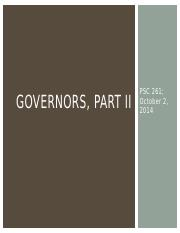 10 Governors, part II.pptx