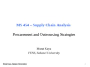 MS454-16-Procurement and Outsourcing