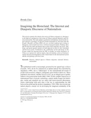 chan_imagnining_the_homeland_the_internet_and_diasporic_discourse_of_nationalism