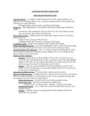 Psychology 100 Exam 3 Study Guide (1) - Psychology 100 Exam