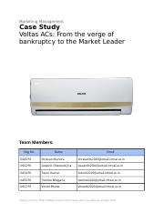 MM Voltas Case Report SecF.docx