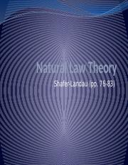 Natural Law Theory PP (1).pptx