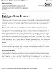 Krugman_Tutorial 5 Building a Green Economy_20100415_103824
