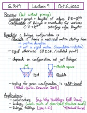Collinear rigidity theorem review