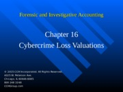 7Ed_CCH_Forensic_Investigative_Accounting_Ch16