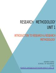 Research Methodology 2 .pptx