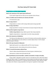 nutr 23511 science of human nutrition kent state university rh coursehero com Microbiology Study Guide Nutrition during Pregnancy