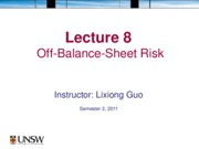Lecture 8 OBS Risk-1