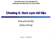 Data Mining - Chapter 5
