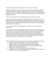 week essay chapter describe the patterns of gender 1 pages week 5 essay questions