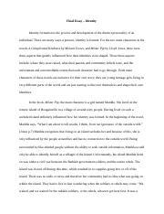 Nourrir les hommes seconde dissertation help