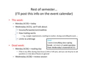 MGMT310_lecture 24_announcement