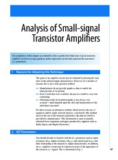 Small-signal_Transistor_Amplifiers