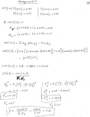 Solution assignment 5