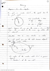 Dynamical Astronomy Response to an Impulse Lecture Notes