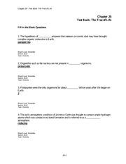 bio 101 test 1