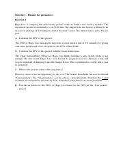 Tutorial 1 with Answers.pdf