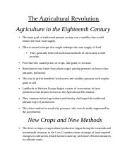 Agricultural & industrial revolutions in Europe.docx