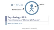 2013-10-17, Psychology 382 (Week 4), Ch. 7, Persuasion