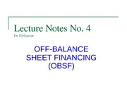 Lecture 4 OBSF