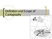 Histroy of Cartography