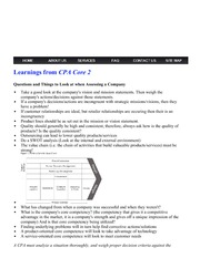MVSC Accounting - Learnings from CPA Core 2