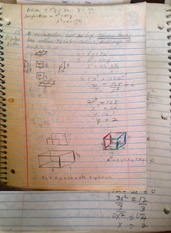MATH 08000 Notes on 3-dimentional figures