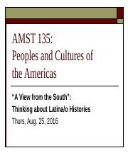 AMST 135--lecture 8.25.16.pptx