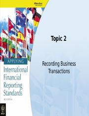 Topic 2 - Recording Transactions.pptx