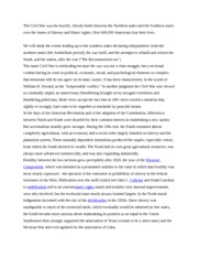 us history civil war dbq Civil war reconstruction dbq essay 940 words | 4 pages during the time period of 1860 and 1877 many major changes occurred from the beginning of the civil war to the fall of the reconstruction, the united states changed dramatically.