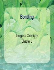 03_Introduction to Bonding S14