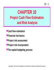 FINANCE CHAPTER 10.ppt