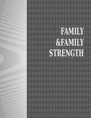 Family Strength & Family Diversity in Contemporary Society.pptx