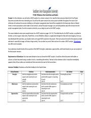 IT 328 Milestone One Guidelines and Rubric-2.docx