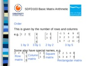 Maths  Basic_Matrix_Arithmetic